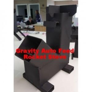 Bullet Proof Rocket Stove