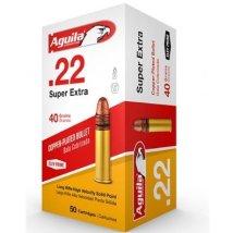 Aguila Ammunition .22 Long Rifle