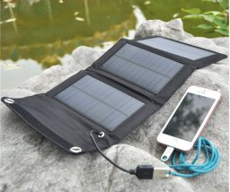 Solar Panel Fordable and Portable Solar Charger