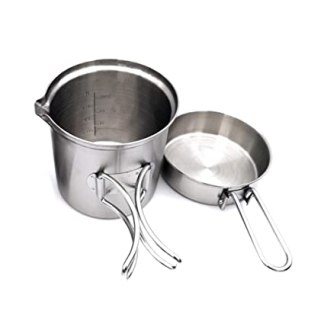 camping cook ware