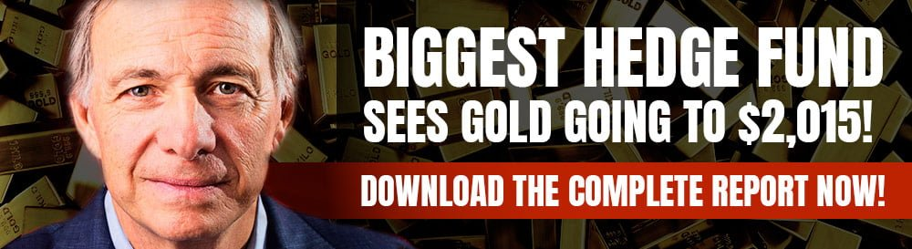 Biggest Hedge Fund Sees Gold Going to $2,015! | Future Money Trends