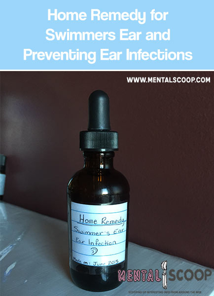 Ear Infection Home Remedy