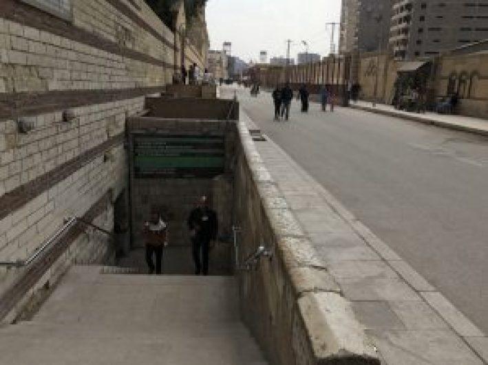 通往科普特區的秘密異次元隧道。
