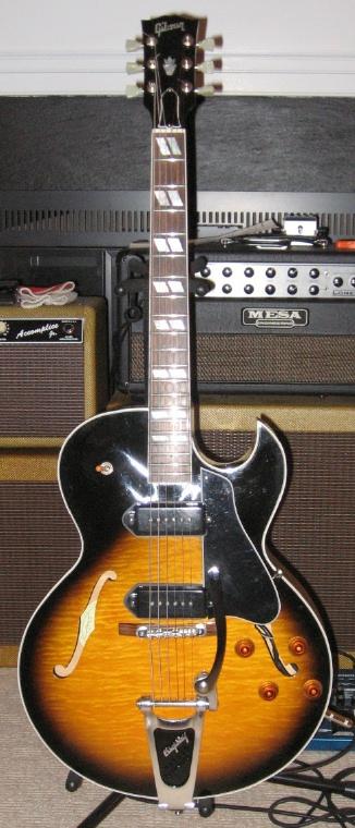 My Gibson ES-175