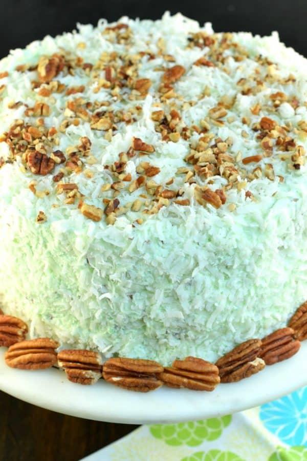 Watergate Cake Shugary Sweets