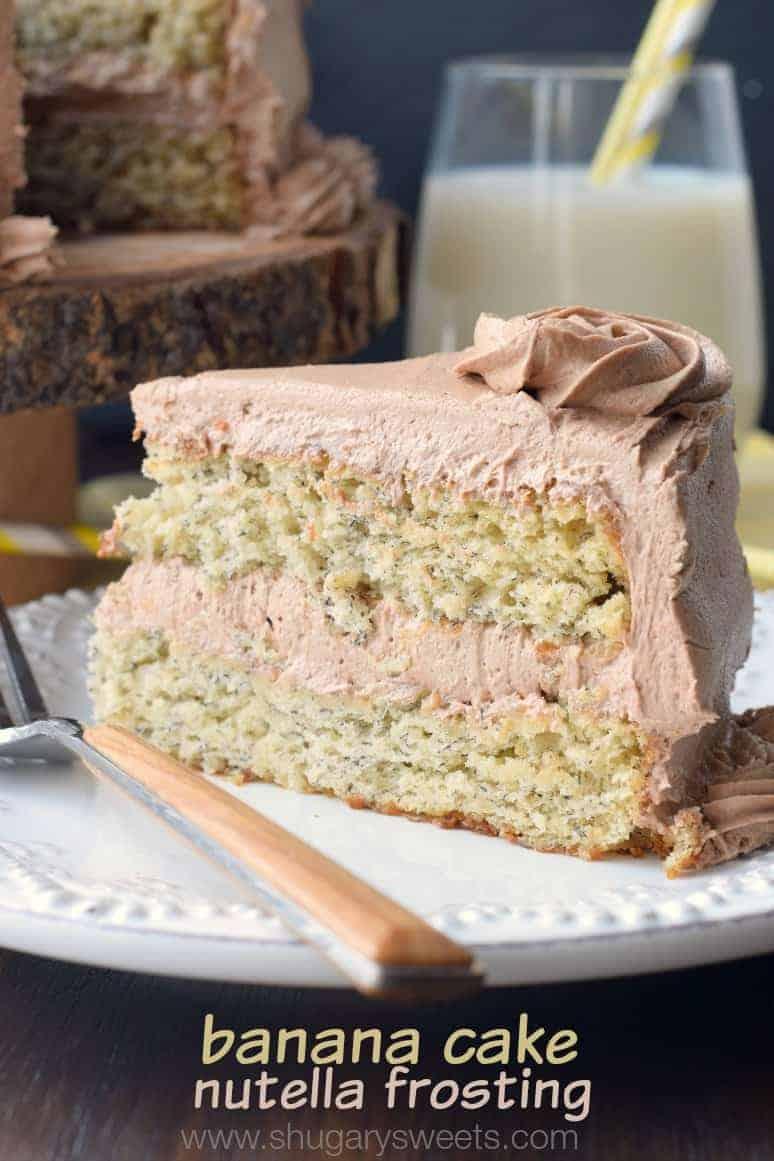 Top Ten Cake Recipes