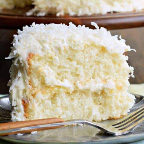The Very Best Coconut Cake Recipe From Scratch