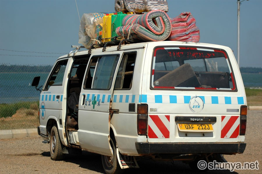 Matatu - Uganda
