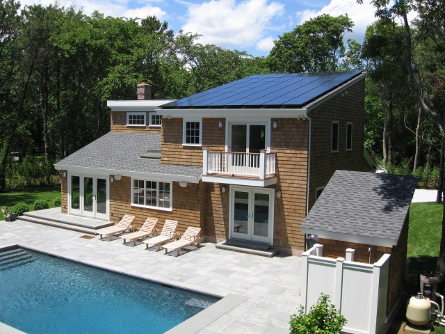 Home Solar Installation