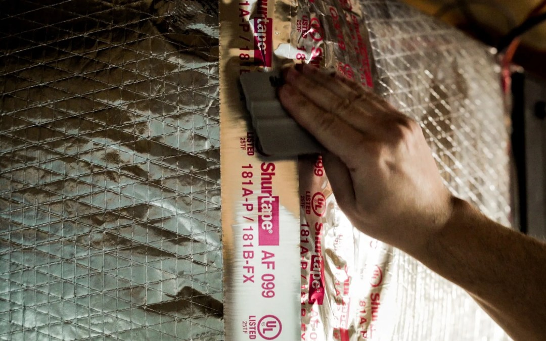 Shurtape® Expands UL Listed HVAC Portfolio with New AF 099