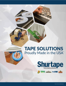Made in USA Products Brochure