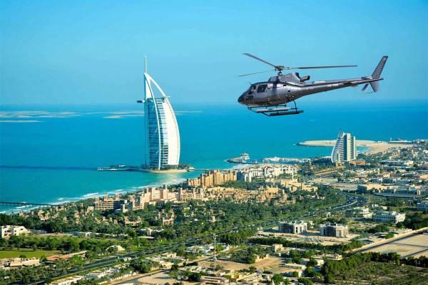 12-Minute Dubai Helicopter Tour 3