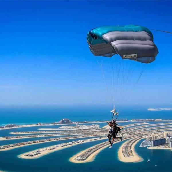 Tandem Skydiving Dubai 3