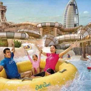 Wild Wadi Waterpark Dubai 4