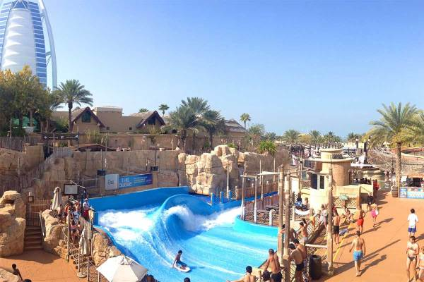 Wild Wadi Waterpark Dubai 5