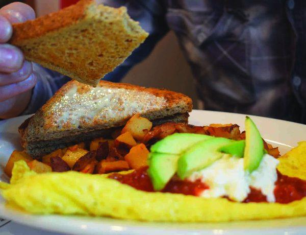 Food Review: JP's Diner