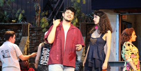 """""""In The Heights:"""" A Review of the Theatre Arts Program's Spring Musical"""