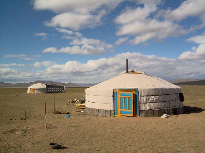 život v jurtě