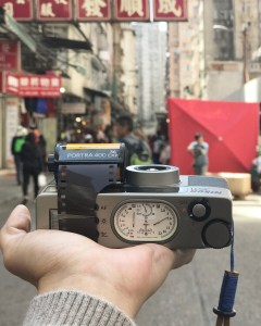 Film camera Nikon Classic Hong Kong street photography cameras