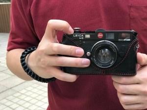 Photowalk Hong Kong street photography cameras