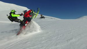 Svalbard Arctic Snowmobile