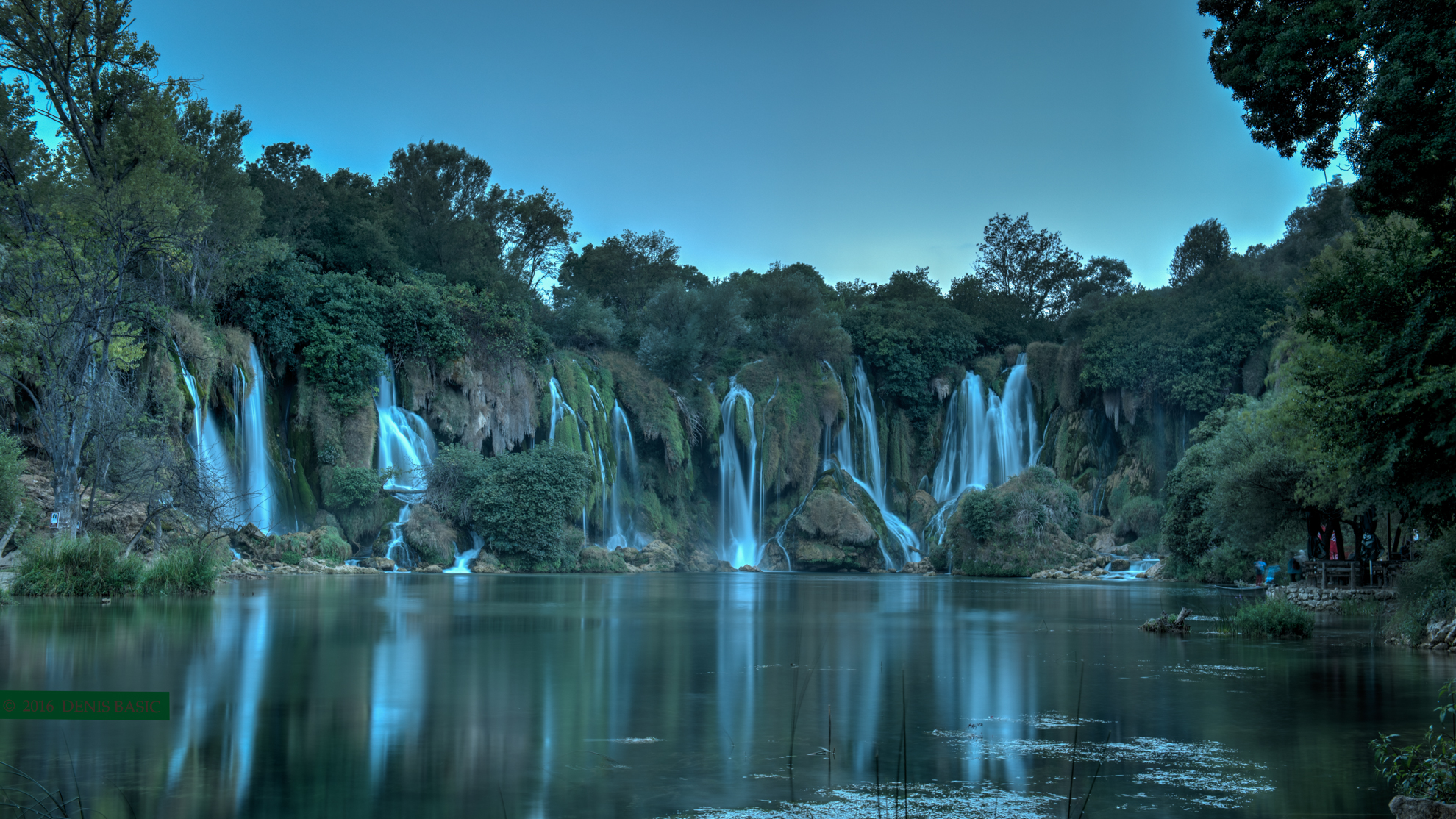 Kravica Waterfall Shutterbug