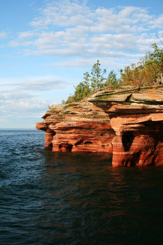 Lake Superior Sea Caves Shutterbug