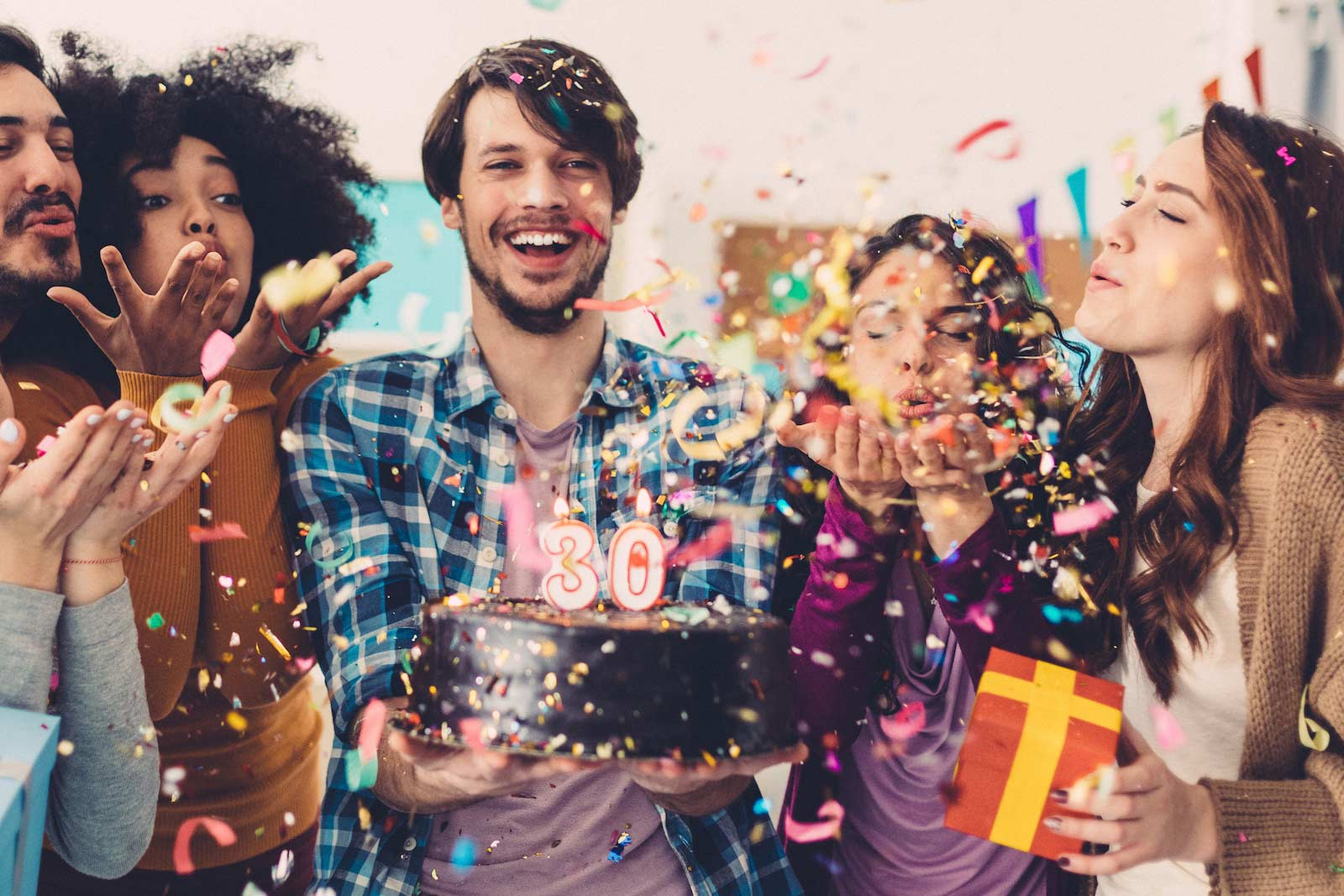 30th Birthday Party Ideas And Themes Shutterfly