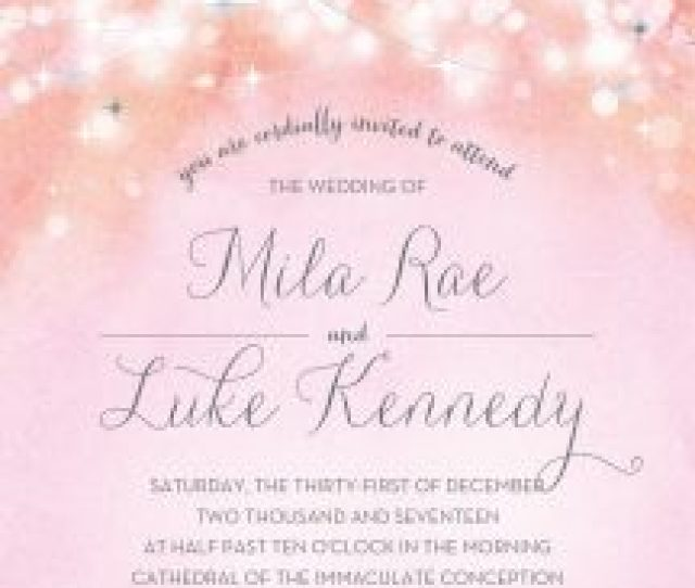 Fairytale Wedding Invitations For The Happily Ever After Ceremony