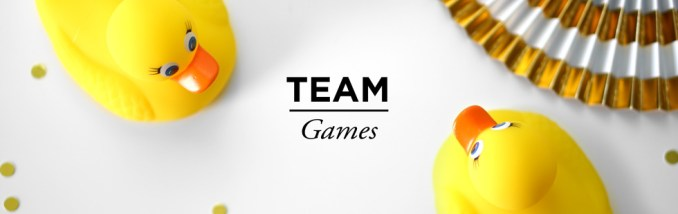 SFLY Baby Shower Team Games