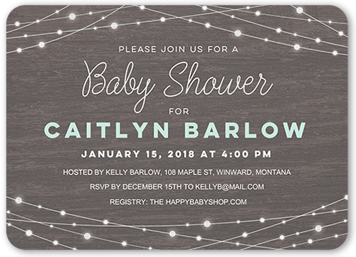 Who Do You Invite To A Baby Shower Shutterfly