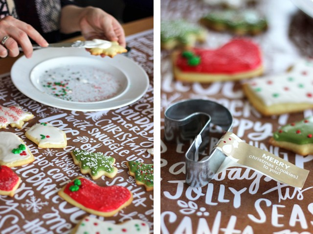 Christmas Cookie Decorating Party Ideas From Amyspartyideas Com And Swoozies Sugar