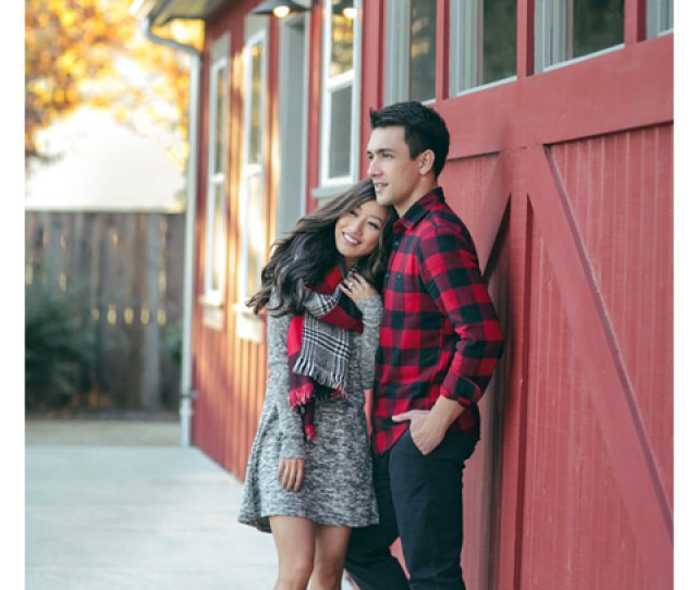 Couples Christmas Outfit Ideas