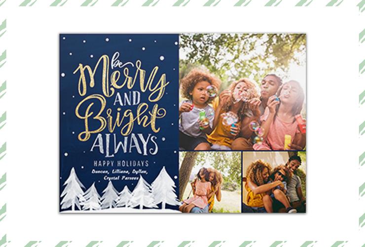 15 Holiday Card Ideas To Brighten The Season Shutterfly