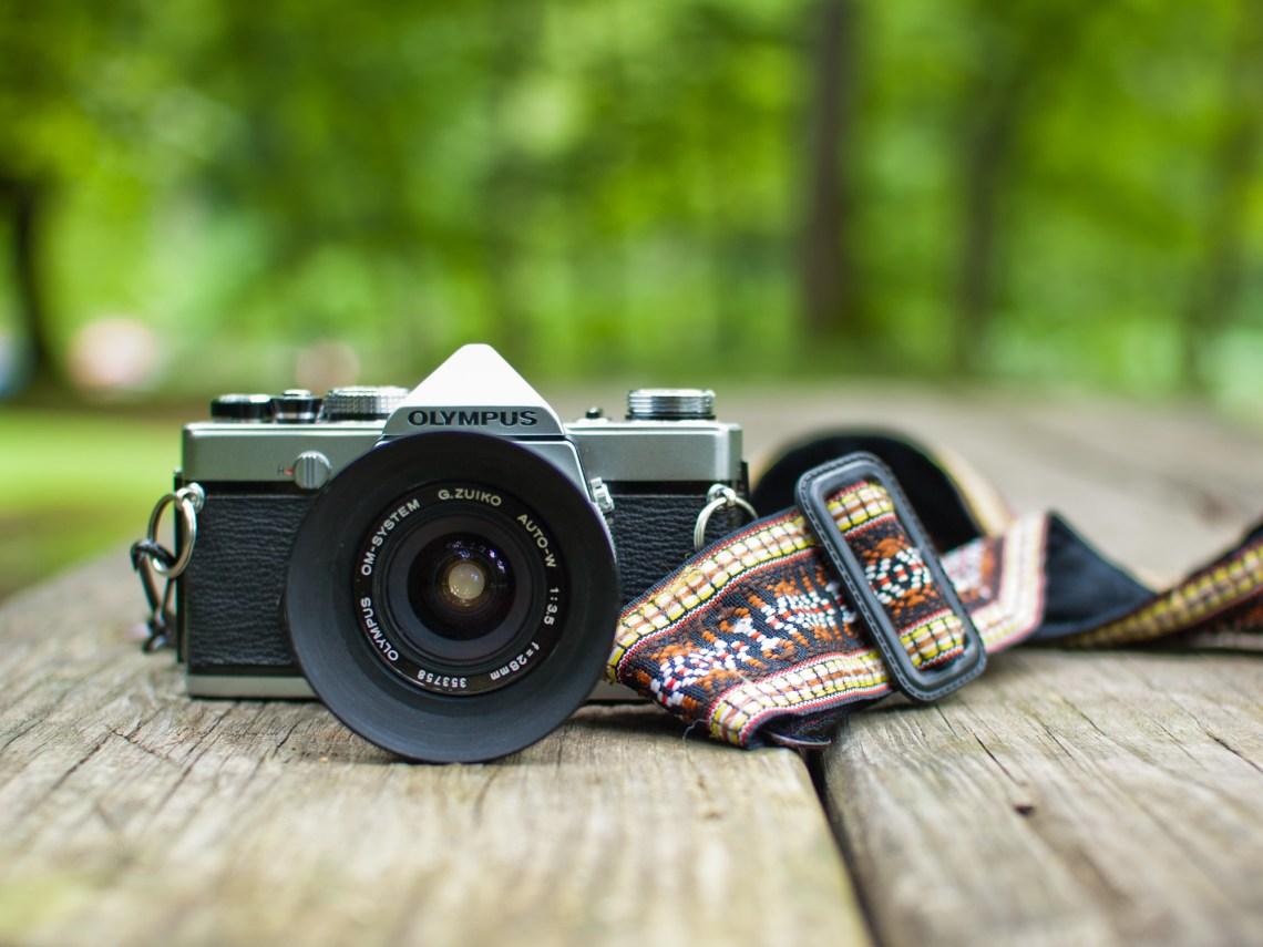 Olympus OM1 with OM Zuiko 28mm f3.5