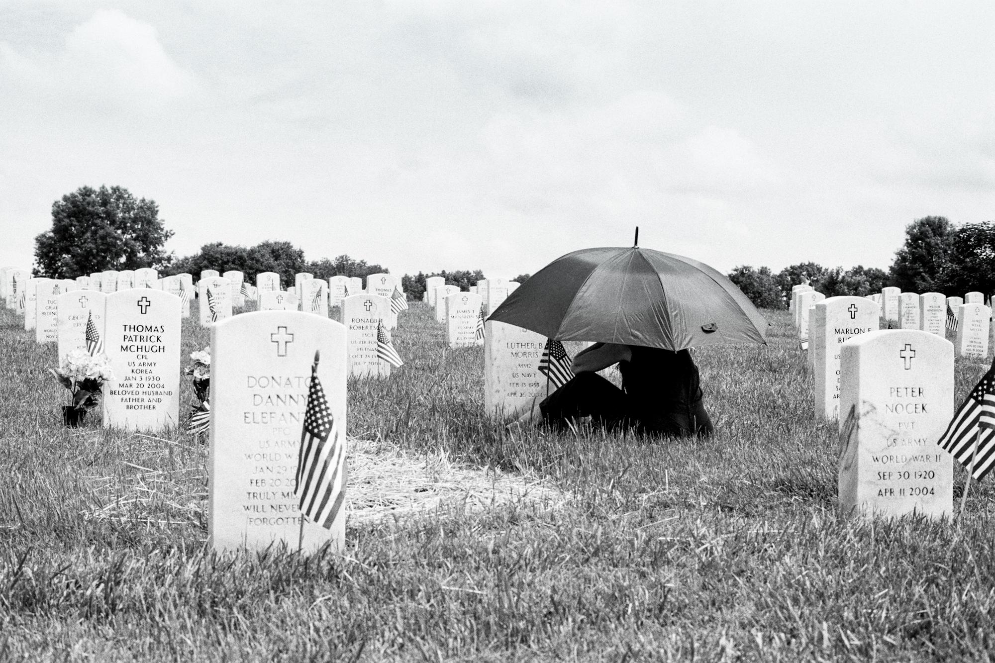 Remembering in Black & White