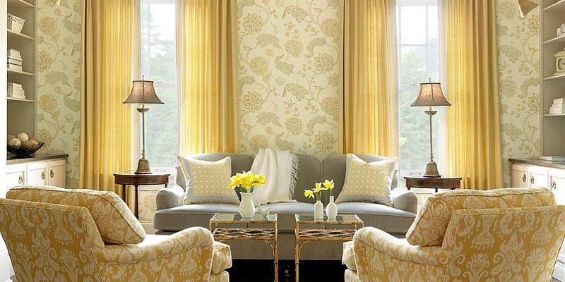 Yellow And Grey Interiors Shutters Blog Shutterly Fabulous