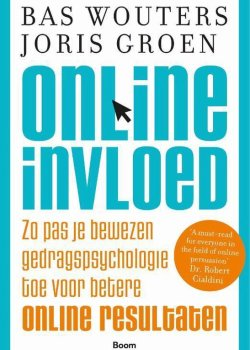 online invloed marketingboek conversie