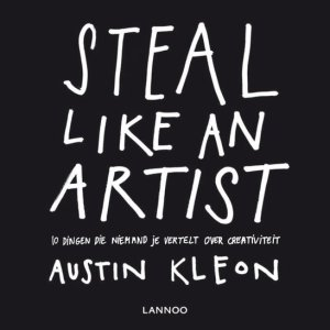 boek steal like an artist austin kleon