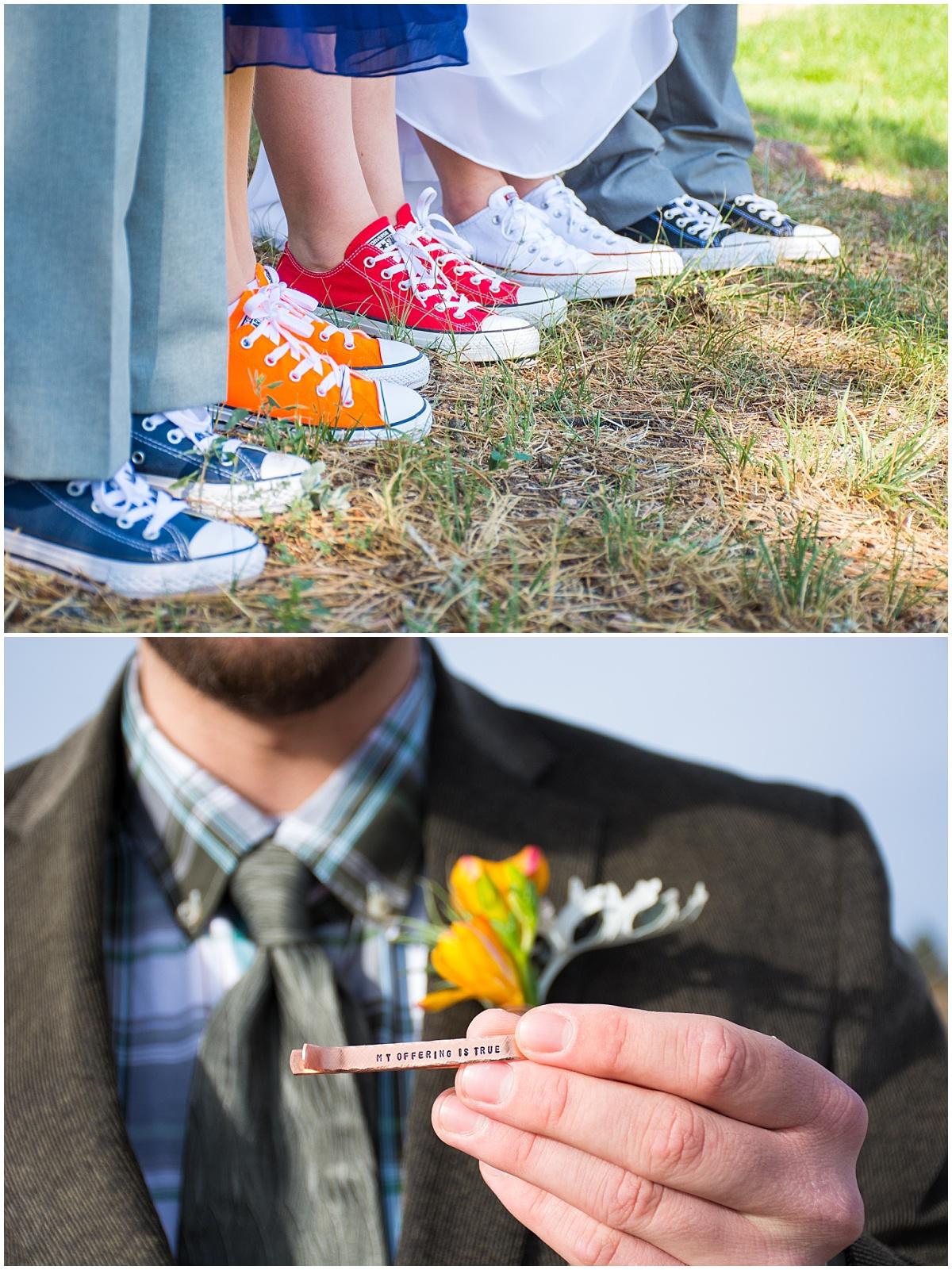 converse wedding shoes etsy tie clip