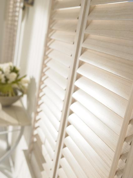 Plantation Shutters Louvers