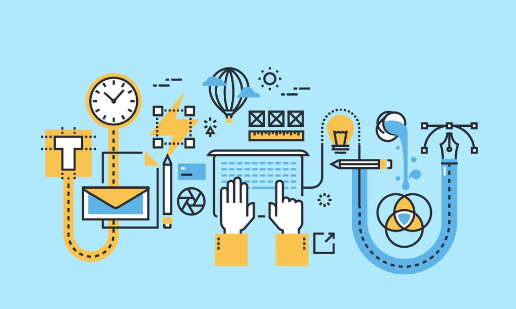graphic design workflow - freelance graphic design guide
