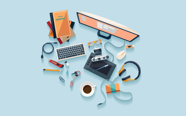 tools and resources - freelance graphic design guide
