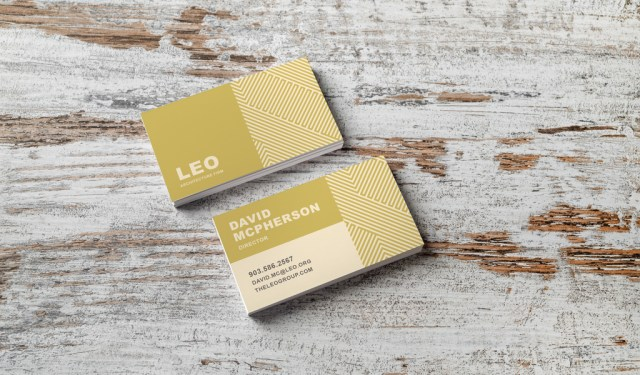 9 Fresh Ideas for Designing Creative Business Cards — Architectural Shapes