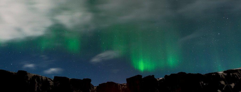 The Aurora Borealis (Iceland)