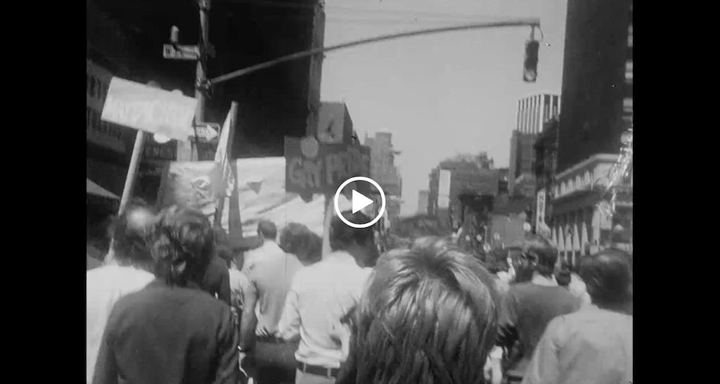A Retrospective of LGBTQ Filmmaker and Activist Lilli Vincenz's Work - Gay and Proud a Film by Lilli Vincenz