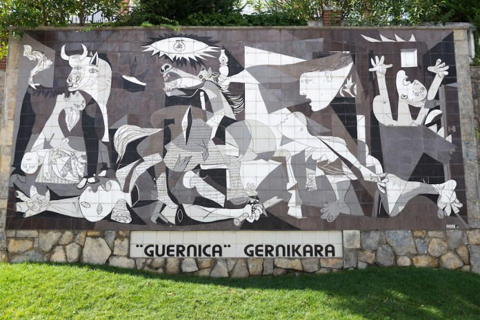 Picasso's Anti-War Painting Guernica