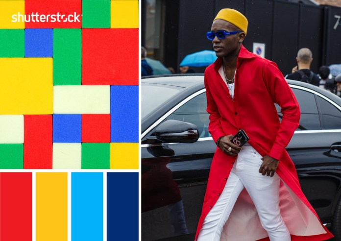 Bold Color Blocking