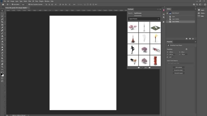 Pixel Squid Lightbox