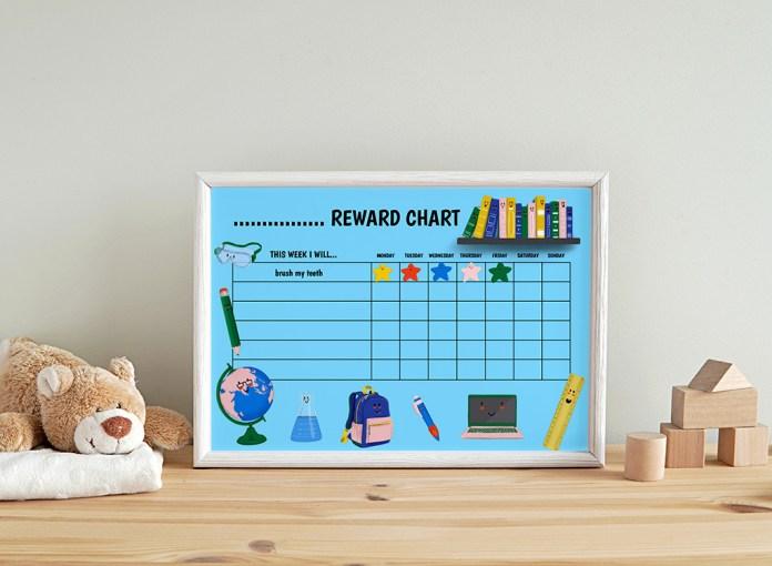Reward Chart Final Product